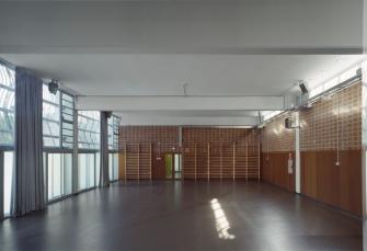 Projekt:Grundschule in Badalona Architekt:Dos Punts Ort:Badalona